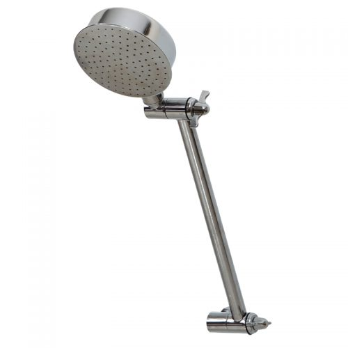 Wall Mounted Showers & Accessories
